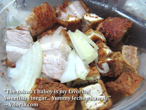 Macky's Katipunan Tokwa't Baboy